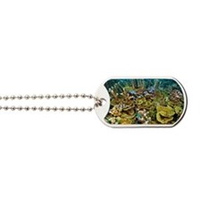 Coral reef community Dog Tags