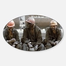 Coal miners Decal