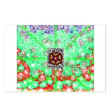 Love Flower by Brett Fletcher Postcards (Package o