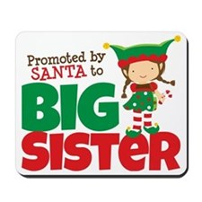 Elf Big Sister To Be Mousepad