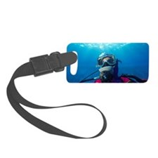 Diver communication system Luggage Tag