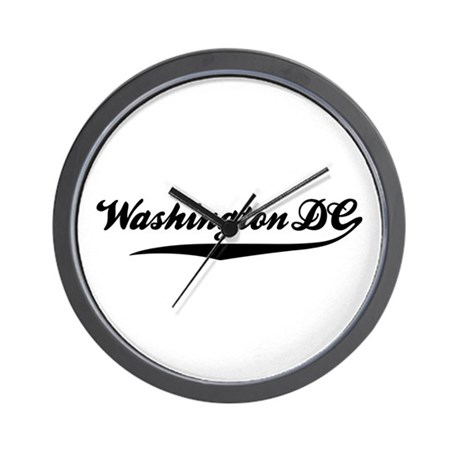 District of Columbia Wall Clock