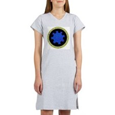 Looking up at the Stars within  Women's Nightshirt