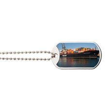 Container ship Dog Tags