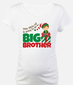 Elf going to be a Big Brother Shirt