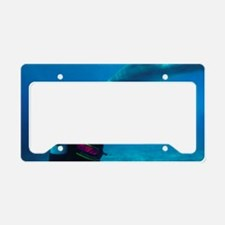 Diver communication system License Plate Holder