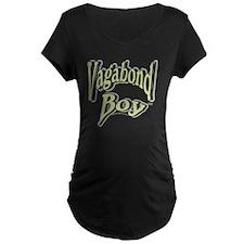 Vagabond Boy Logo T-Shirt