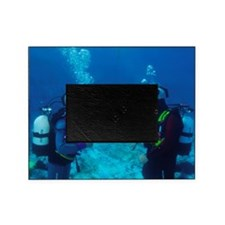 Diver communication system Picture Frame