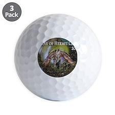 Landhermitcrabs.coms 2012 Wall Calendar Golf Ball