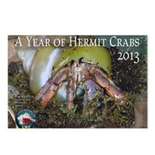 Landhermitcrabs.coms 2012 Postcards (Package of 8)