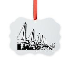 The Pipeline Ornament