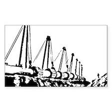 The Pipeline Bumper Stickers