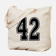 Forty-two Tote Bag