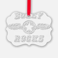 BOLEY ROCKS Ornament