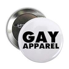 """Gay Apparel 2.25"""" Button"""