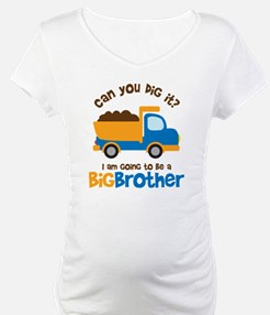 Dump truck Big Brother To Be Shirt