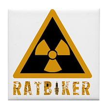 Survival ratbiker Tile Coaster