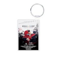 Honor Flight Movie Poster Keychains