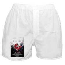Honor Flight Movie Poster Boxer Shorts