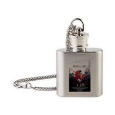 Honor Flight Movie Poster Flask Necklace