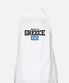 Made in Greece BBQ Apron