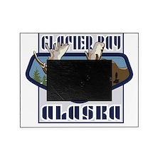 Glacier Bay Mountaintop Moose Picture Frame