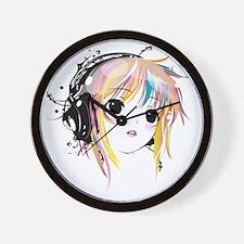 yuki remix Wall Clock