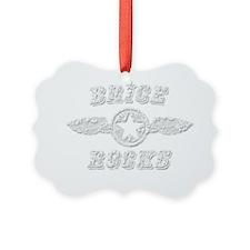 BRICE ROCKS Ornament