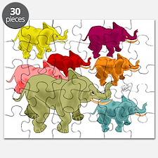 Elephant Herd Puzzle