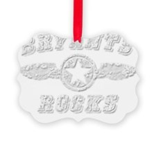 BRYANTS ROCKS Ornament