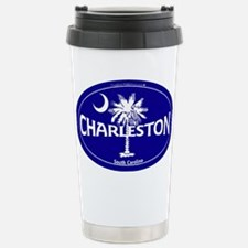 Charleston South Caroli Stainless Steel Travel Mug
