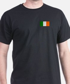 Cute Ireland flag T-Shirt