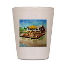 Winnies Beachhouse Shot Glass