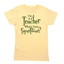 super teacher Girl's Tee