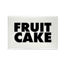 Fruitcake Rectangle Magnet