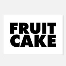 Fruitcake Postcards (Package of 8)