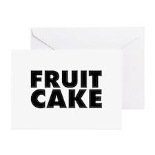 Fruitcake Greeting Cards (Pk of 20)