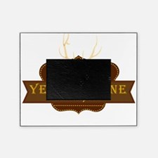 Yellowstone National Park Crest Picture Frame