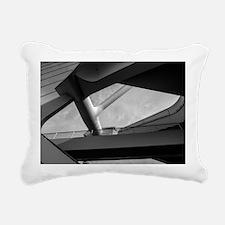 Milwaukee Art 1 Rectangular Canvas Pillow