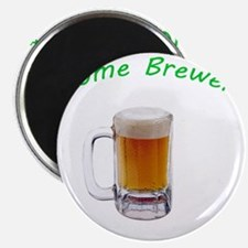 Home Brewer Magnet