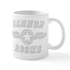 CANNON ROCKS Mug