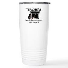 Most Important Job Travel Mug