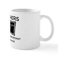 Most Important Job Mug
