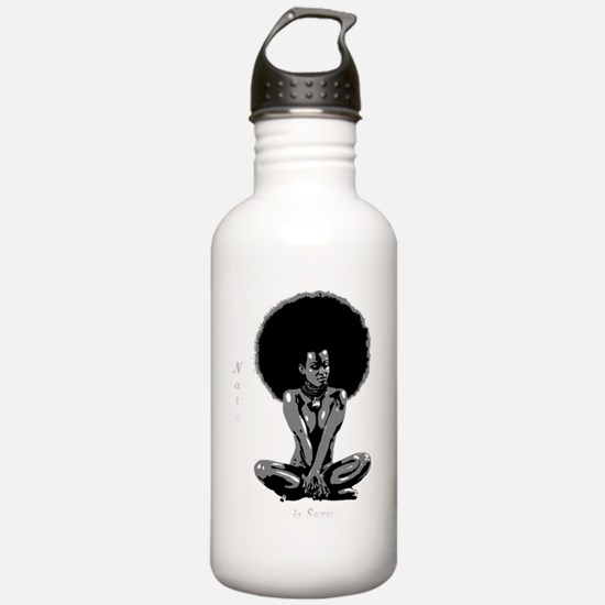 Natural is Sexy Water Bottle