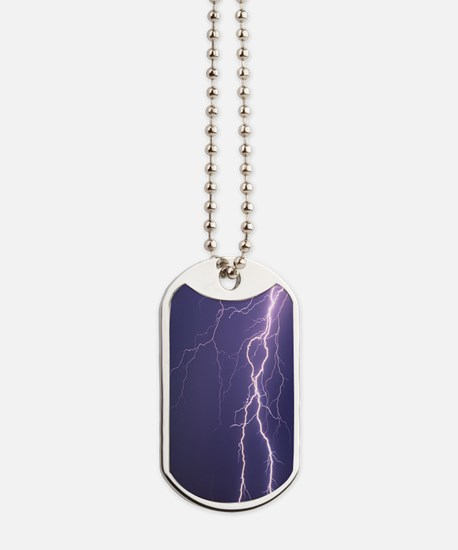 Lightning Attack! - iPhone5 Case Cover Dog Tags