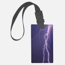 Lightning Attack! - iPhone5 Case Luggage Tag
