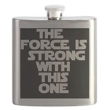 Darth vader Flasks
