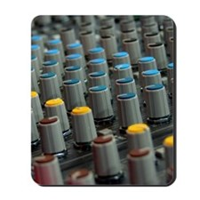 Recording Studio Mousepad