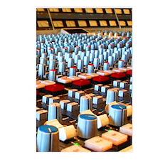 Music Studio Postcards (Package of 8)