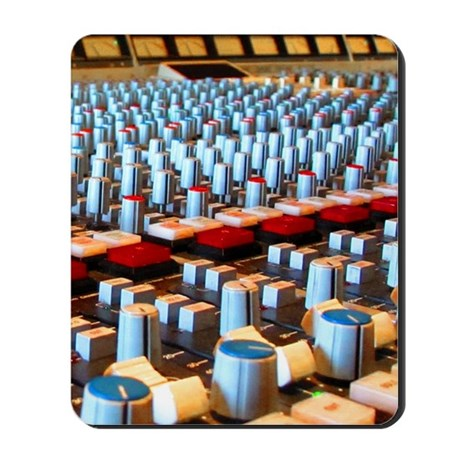 Music Studio Mousepad